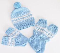 ❄️ #käsityöt #knitting #kirjoneule #babystuff #vauvalle #poikavauvalle #handmadewithlove Knit Baby Dress, Knitted Baby Clothes, Baby Hats Knitting, Sweater Knitting Patterns, Knitting For Kids, Crochet For Kids, Knitting Socks, Knitted Hats, Knit Crochet