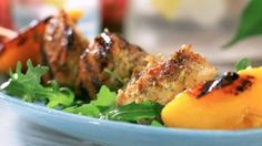 Chicken Tikka Kebabs with Salad - RTE Food