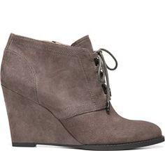 7d990eccee87 Franco Sarto Women s Lennon Wedge Bootie Fall Booties
