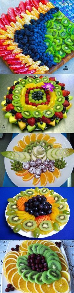 45 Ideas Fruit Plate Designs Veggie Tray For 2019 Food Design, Design Ideas, Fruit Platter Designs, Fruit Designs, Platter Ideas, Healthy Snacks, Healthy Recipes, Fruit Snacks, Food Carving