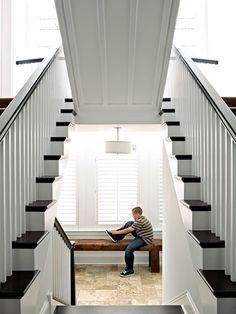 Geheimtür unter der Treppe