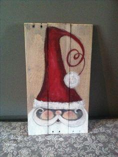 Craft show Santa. Did it!