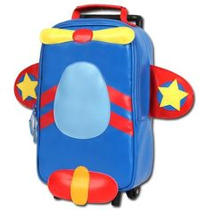 Stephen Joseph Boys 2-7 Rolling Backpack