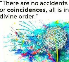 ...divine order.