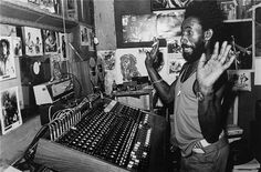 Lee Scratch Perry Black Ark In Dub / Dub echoes film