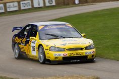 #ThrowbackThursday -  - The 1999 305bhp Ford Mondeo Super Touring. Used by Alain Menu to win the British Touring Car Championship 2000 #Ford #Mondeo #BTCC