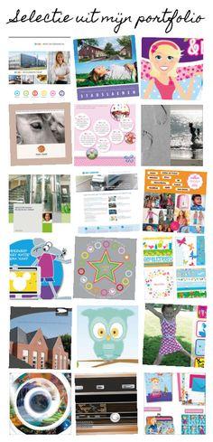 Portfolio Regine Bosch, voor meer zie ook http://reginebosch.mr-web.nl/
