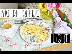 Pão de Queijo LIght (Crepioca) por Claudinha Stoco - YouTube