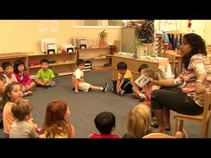 A Successful Preschool Transition: Managing Separation Anxiety - YouTube