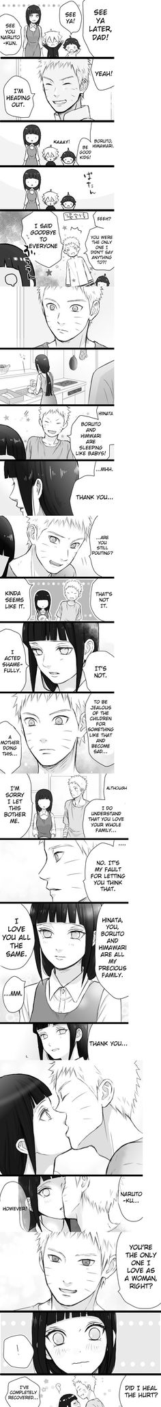 Naruhina - A Mother's Jealousy by bluedragonfan.dev... on @DeviantArt