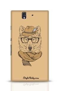 Mr. Fox Sony Xperia Z Phone Case