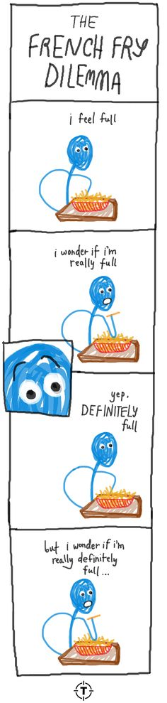 The French Fry Dilemma