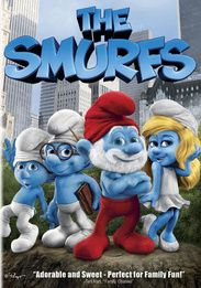 The Smurfs - Rated PG Released December 2, 2011