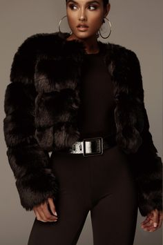 Add some Luxury to your wardrobe! Mid-weight super soft faux fur coat with bubble like detailing, slightly cropped fit and an open silhouette. Acrylic Polyester Underarm to hem: in. Model is wearing size S. Winter Coats Women, Big Sur, Underarm, Faux Fur, Fur Coat, Bubble, Swimwear, Model, How To Wear
