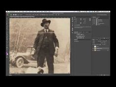 Repairing Old Family Photos with Photoshop | Eastman's Online Genealogy…