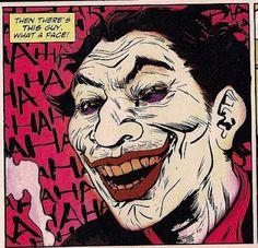 Joker by Paul Pope Batman Gotham Knight, Im Batman, Batman Art, Comic Book Villains, Comic Books Art, Dc Comics, In The Pale Moonlight, Comic Style Art, Joker Art