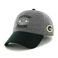 Green Bay Packers Linebacker Adjustable Hat by  47 Brand.  21.99. Contrast  visor. Relaxed fit. Six panel construction with eyelets. 8b4b34875edb