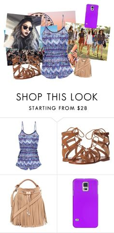 """""""summer outfit"""" by colonkairee on Polyvore featuring Victoria's Secret, Frye, Forever 21 and Casetify"""