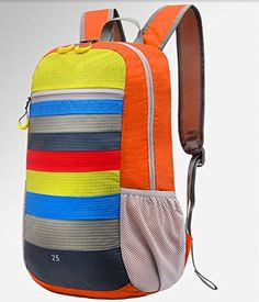 25l Outdoor Travel Hiking Lightweight Backpack Bag Men Women Folding Hoisting Running Cycling Skin Pack Bag A1232 >>> Unbelievable outdoor item right here! : Backpacking gear