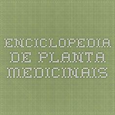 enciclopedia de planta medicinais