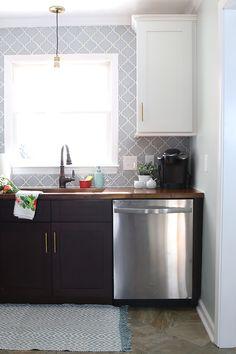 Pedraza kitchen reveal I Bower Power Blog