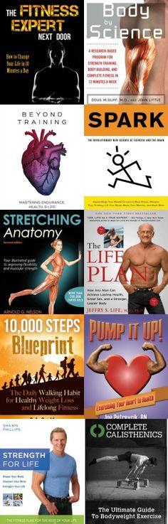 Fitness books