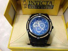 New Invicta Lässige Armbanduhren Brasilien Top Marke Luxuxquarz Original Invicta Uhr Mann Militar