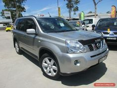 2008 Nissan X-Trail T31 ST-L Silver Automatic A Wagon #nissan #xtrail #forsale #australia