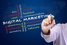 figrative digital marketing experts is explaining,What's The New Normal In  digital marketing ?