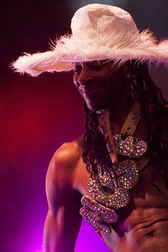 George Clinton & Parliament Funkadelic - Festival Cultura Inquieta, 17/07/2014