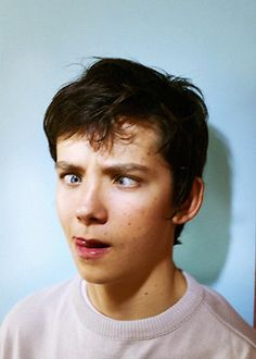 Asa Butterfield...The youngest celebrity crush I've ever had...like ever.