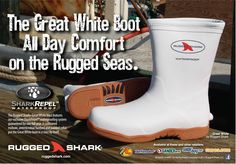 Great White Boot Ad