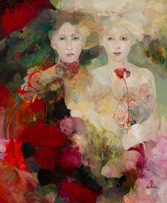 Françoise de Felice 1952 | French painter | Tutt'Art@ | Pittura * Scultura * Poesia * Musica |