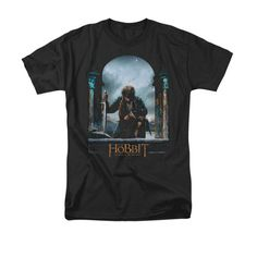 The Hobbit: Battle Of The Five Armies movie poster tee