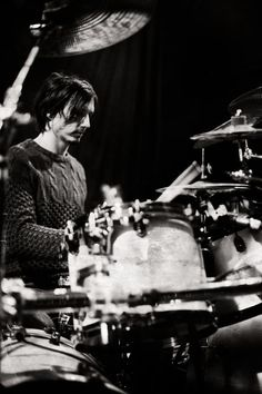 Mario Duplantier, one of my favorite drummers for my favorite progressive death metal band, Gojira.