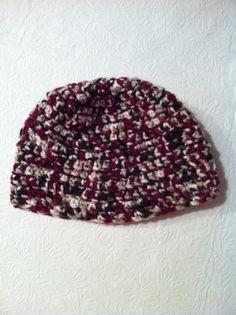 Crochet Infant or Toddler Beanie Red Velvet Cake by iggychocs, $8.00