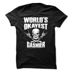 Awesome Cashier Shirt - #tshirt rug #sweater for men. I WANT THIS => https://www.sunfrog.com/Funny/Awesome-Cashier-Shirt-17482191-Guys.html?68278