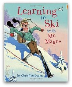 Pre-K winter books with activities Read Aloud Books, Fun Illustration, Early Readers, Thing 1, Winter Olympics, Winter Sports, Winter Fun, Winter Games, Winter Season