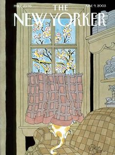 The New Yorker, New Yorker Covers, Vintage Posters, Vintage Art, Gahan Wilson, Magazine Art, Magazine Covers, Vintage Magazines, My New Room