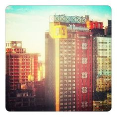 #nyc #newyork #architecture #color