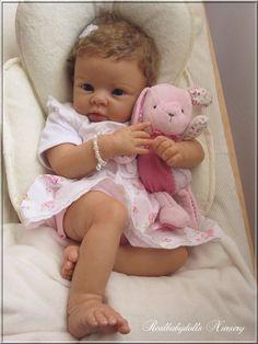 Reborn nr 109 / Custom order / Krista L. Murray - Realbabydolls Nursery