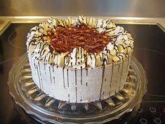 Panama - Torte, ein beliebtes Rezept aus der Kategorie Torten. Bewertungen: 22. Durchschnitt: Ø 3,9.