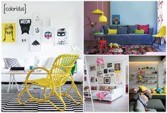 Inspiração sala de estar #living #sala #decor #colors