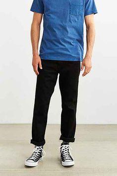 Levi's 511 Black Stretch 3D Slim Jean