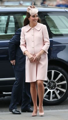 Catherine, Duchess of Cambridge attends the Observance for Commonwealth Day Service At Westminster Abbey on March 9, 2015 in London, England. via @stylelist   http://aol.it/1wqg0i4