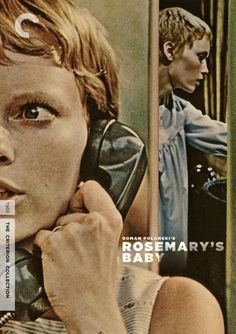 Rosemary's Baby by Roman Polanski http://shedrivesbynight.tumblr.com/post/7964560725/maurader-criterion-cover-for-roman-polanskis