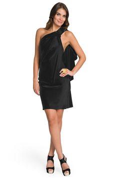 e132d11e39b0 Socialite Double Crossback Knit Flip Flop Dress