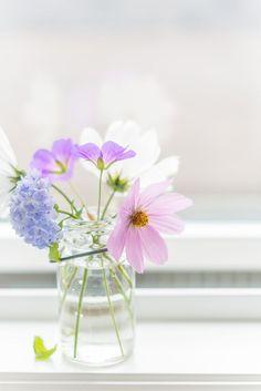 Easy fresh flower arranging tips at http://dropdeadgorgeousdaily.com/2015/06/arrange-flowers-girls-lvly/