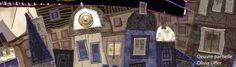 Eloge du Fil | Association pour la promotion des Arts textiles Art Textile, Oeuvre D'art, Les Oeuvres, Big Ben, Promotion, Broadway Shows, Textiles, Street Art, Quiet Books