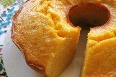Receita de bolo de fubá sem ovo. A receita AQUI: http://mamaepratica.com.br/2015/11/21/receita-de-bolo-de-fuba-sem-ovo/